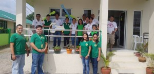Blessing and Inauguration of the New Capaoayan Barangay Health Station  (1)